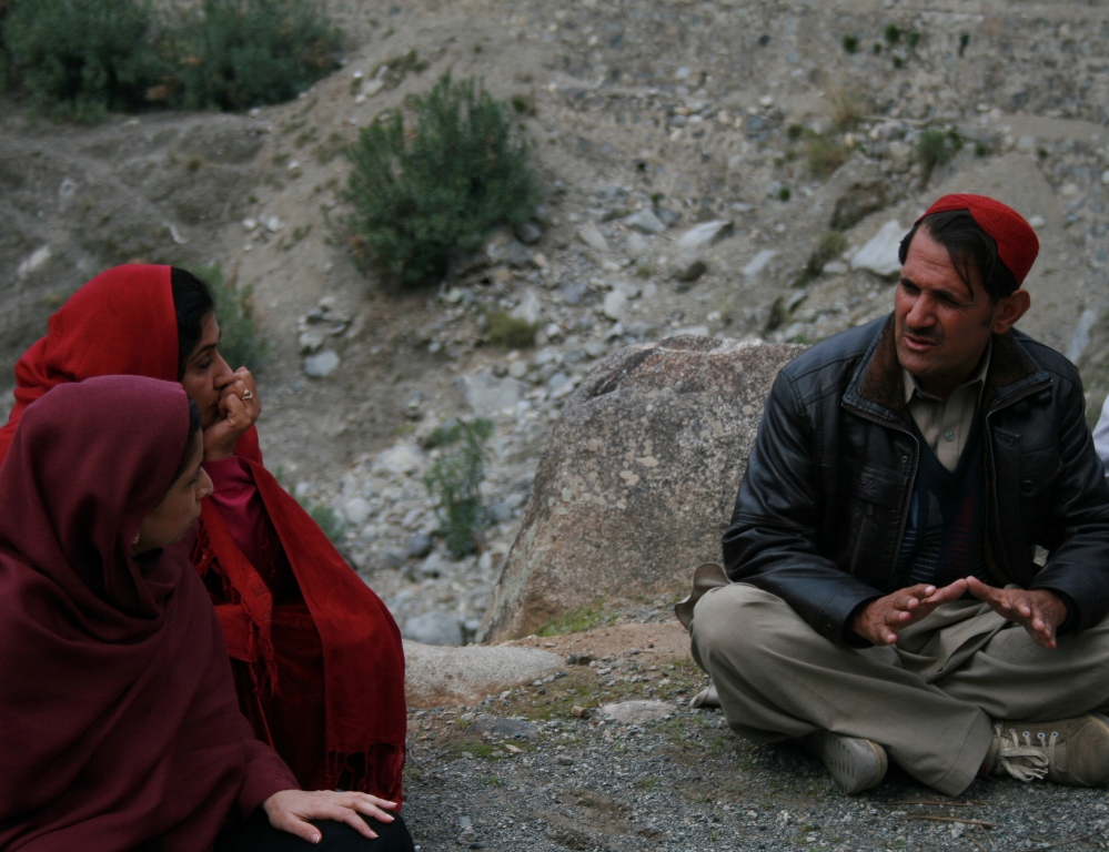 We Have Not Received Any Compensation, A Survivor, Seo, District Kohistan