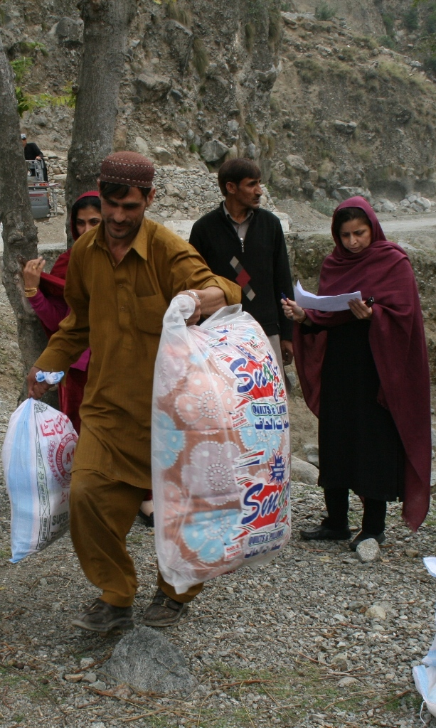 Relief Package, Seo, District Kohistan