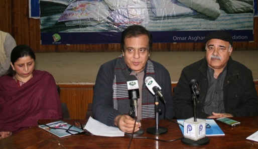 7. Senator Shibli Faraz Calls For Support To Ensure KP Gets Its Entitlement In CPEC