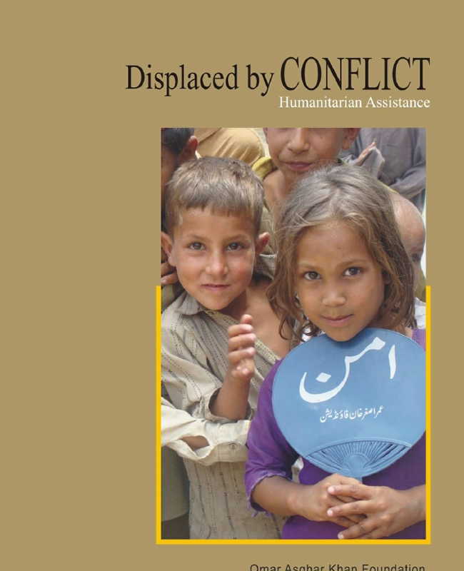 Displaced By Conflict – 2009