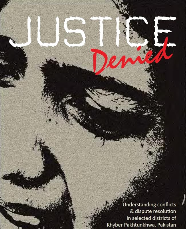 Justice Denied – 2012
