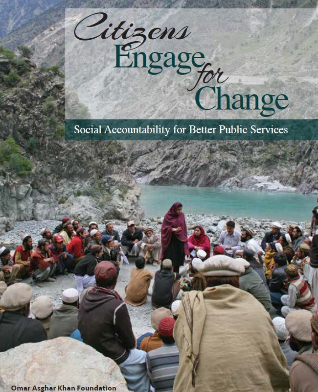 Citizens Engage For Change – 2017