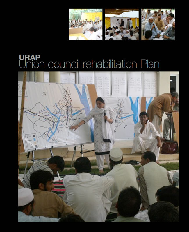 Union Council Rehabilitation Plan – 2009