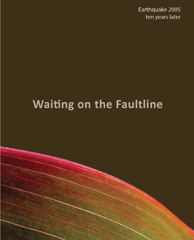 Waiting On The Faultline – 2015