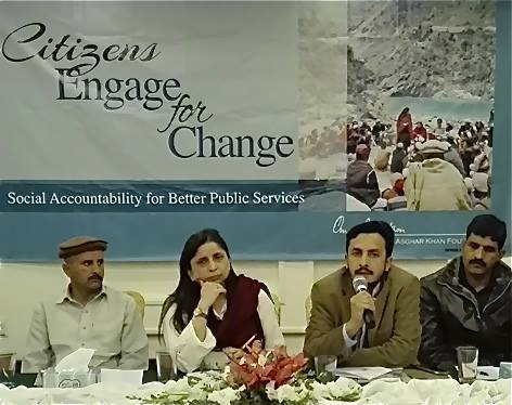 Sharing Experiences In Social Accountability