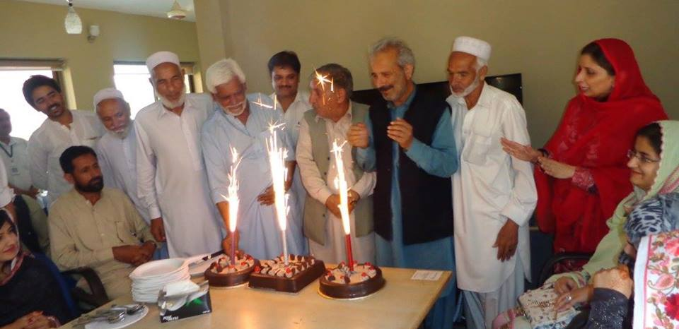 The Foundation And Its Partners Celebrated Omar Asghar Khan's 64th Birthday And Reaffirmed Their Commitment To Continue Pursuing His Dreams.
