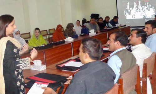 Building Capacities In Social Accountability.Training CSOs From KP's Districts Peshawar & Mardan