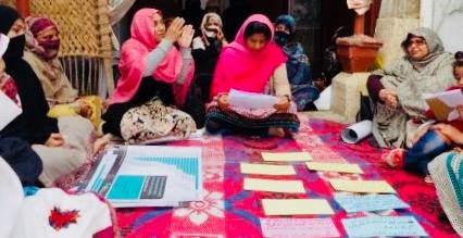 Citizen Engagement In Governance  Using Participatory Methodologies In A Series Of 17 Field-based Meetings, The Foundation Assists 133 Women & 175 Men From 78 CSOs Of Mansehra, Abbottabad, Haripur, Battagram, D.I. Khan, Karak And Kohat To Assess Government Services And Identify Ways To Improve Them.
