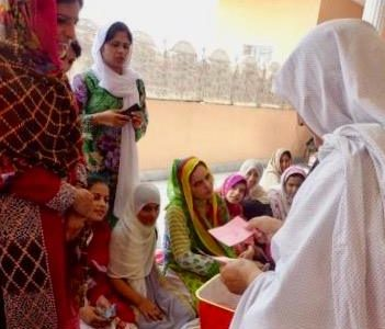 Awaz-e-Niswan – AAN (Women's Voices)  In 2017 The Foundation Helped Bring Together 400 Women To Form Two Chapters Of AAN In Abbottabad And Two In Haripur