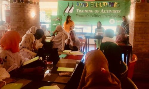 At Least 7,000 Women Voters Will Be Mobilized In KP's Hazara Region Islamabad