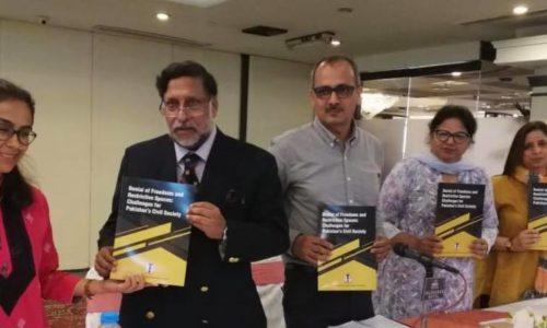 Consultation On Civic Freedoms , Islamabad