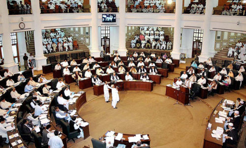 The Foundation's Budget Analysis Echoes In The KP Assembly
