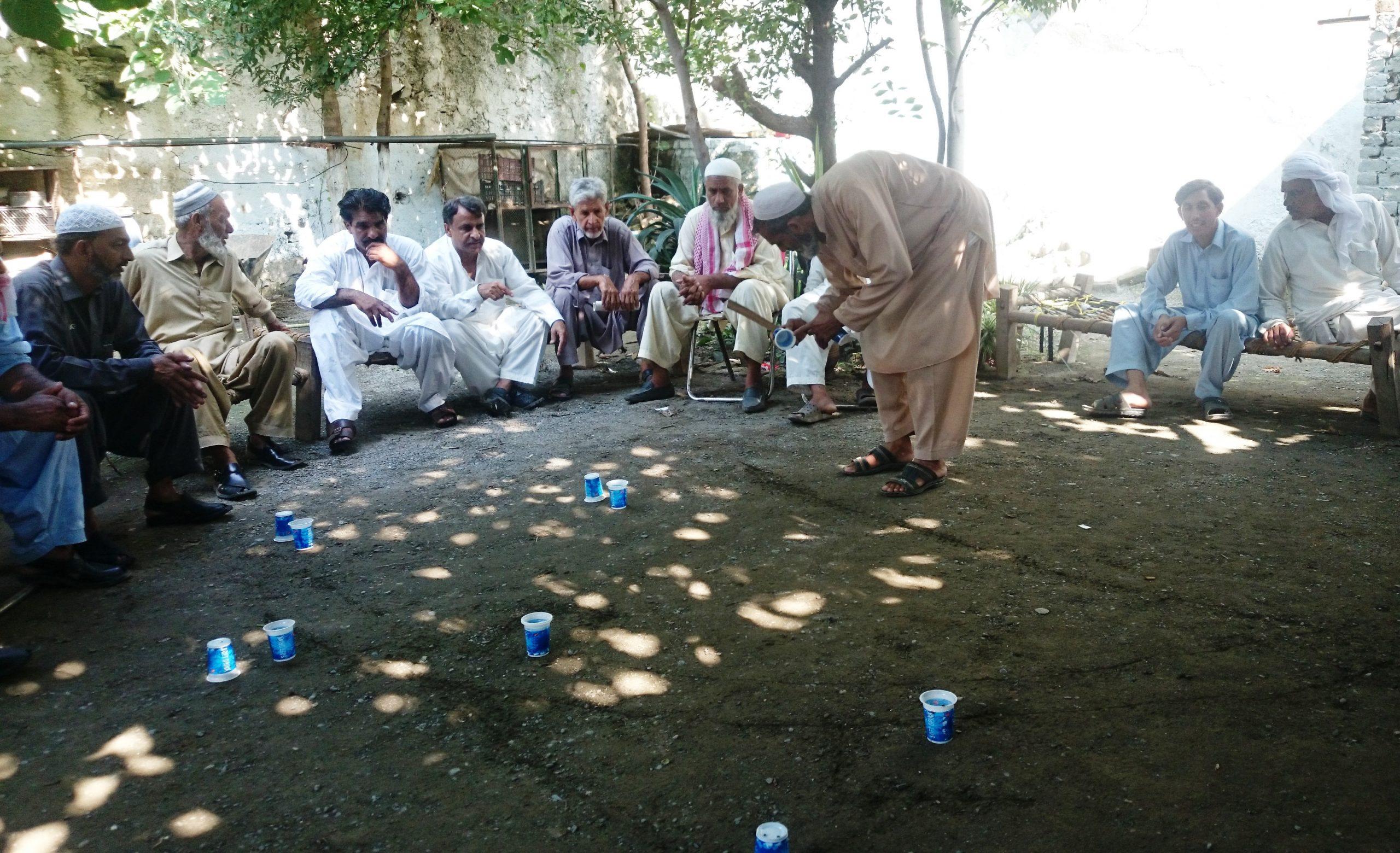 Problem Identification Meetings In Village Alloli (3)