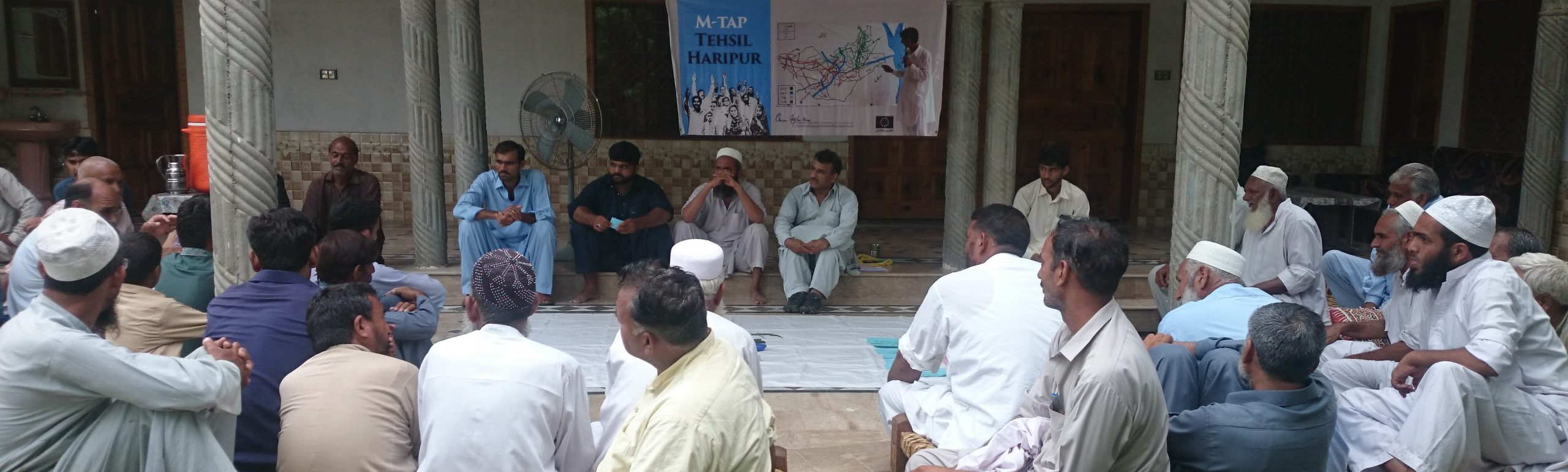 Problem Identification Meetings In Village Neelor (6)