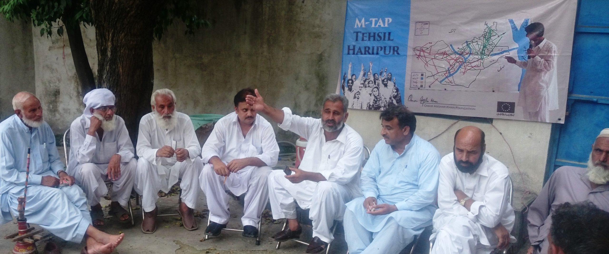 Problem Identification Meetings In Village Sarrian Dharam Pani (3)