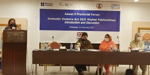 Aawaz-II Consultation On KP Law On Domestic Violence