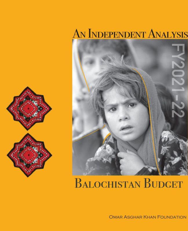 Balochistan Budget